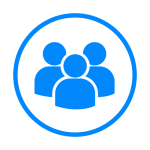 Support-Groups Icon